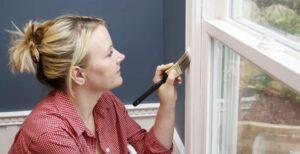 Какой цвет окон выбрать. Или окна, как часть интерьера.