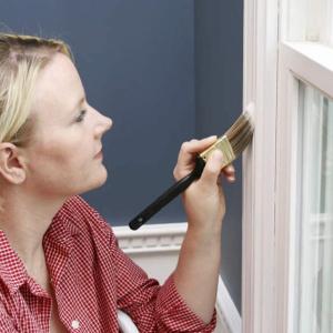 Read more about the article Какой цвет окон выбрать. Или окна, как часть интерьера.