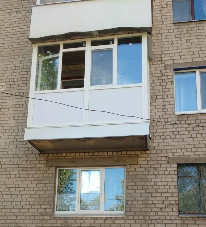 Французский балкон Vека PROLINE70