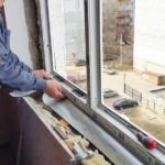 Замена старого окна на новое – этапы