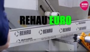 Пластиковые окна REHAU EURO: параметры, применение профиля