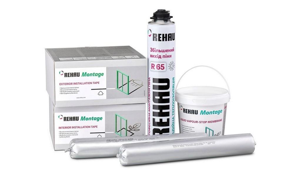 Европейский стандарт установки пластиковых окон – REHAU Montage